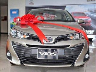 Bán Toyota Vios sản xuất năm 2019, chương trình ưu đãi cực lớn