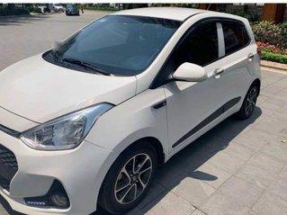 Bán Hyundai Grand i10 năm sản xuất 2018, màu trắng, số sàn