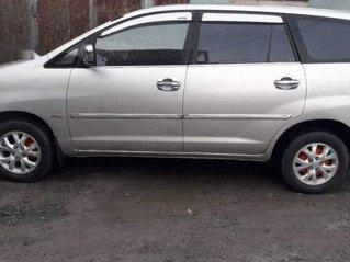 Cần bán Toyota Innova đời 2007, màu bạc còn mới, 330tr