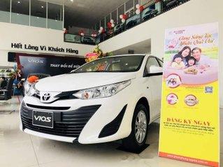 Cần bán xe Toyota Vios 1.5E MT đời 2019, xe giá thấp, giao nhanh toàn quốc