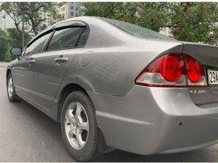 Cần bán Honda Civic đời 2009, màu xám còn mới giá cạnh tranh