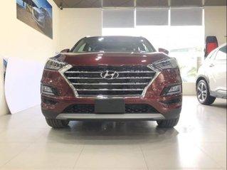 Bán Hyundai Tucson sản xuất 2019, màu đỏ