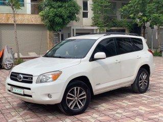Bán xe Toyota RAV4 3.5AT đời 2008, màu trắng, nhập khẩu nguyên chiếc, giá chỉ 438 triệu