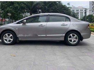 Cần bán Honda Civic 1.8 AT 2009, màu xám, nhập khẩu nguyên chiếc