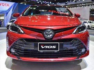 Bán ô tô Toyota Vios sản xuất 2019, giá 606tr
