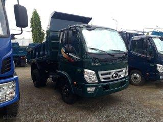 Xe tải ben Thaco FD350. E4 tải trọng 3.49 tấn Trường Hải ở Hà Nội, LH: 098.253.6148