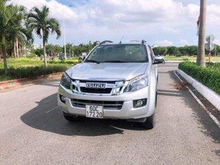 Bán xe Isuzu Dmax đời 2014, màu bạc, nhập khẩu nguyên chiếc, số sàn