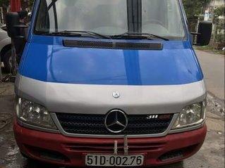 Bán Mercedes Sprinter sản xuất 2009, hai màu, 3 chỗ