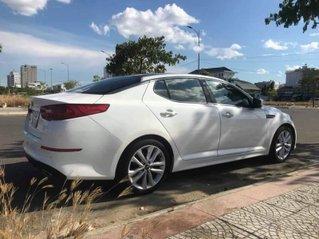 Bán xe Kia Optima sản xuất năm 2014, màu trắng, 670 triệu
