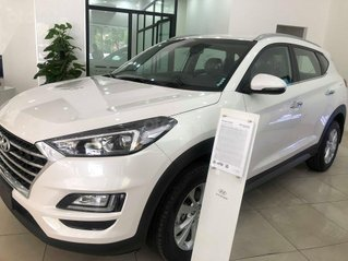 Bán Hyundai Tucson 2.0 tiêu chuẩn trắng 2020 - đủ màu, tặng 10-15 triệu - nhiều ưu đãi