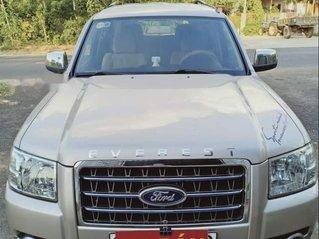 Bán xe Ford Everest đời 2007, xe còn zin từ A đến Z