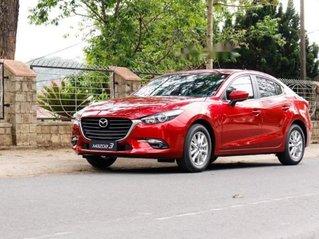 Cần bán xe Mazda 3 đời 2019, màu đỏ, 649tr