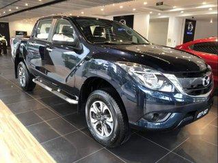 Cần bán xe Mazda BT 50 sản xuất 2019, màu xanh lam, nhập khẩu nguyên chiếc