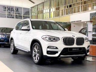 Bán xe BMW X3 2018, màu trắng, nhập khẩu nguyên chiếc