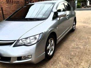 Cần bán Honda Civic sản xuất năm 2008, màu bạc ít sử dụng giá cạnh tranh