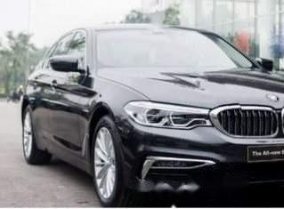 Cần bán xe BMW 5 Series đời 2019, màu đen