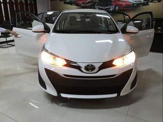 Bán Toyota Vios đời 2019, màu trắng, 490 triệu