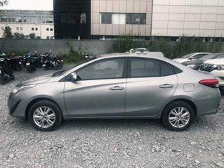 Cần bán xe Toyota Vios năm sản xuất 2019, màu xám