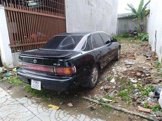 Cần bán Toyota Camry đời 1992, màu đen, nhập khẩu nguyên chiếc