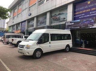 Bán ô tô Ford Transit sản xuất 2019, màu trắng, 705 triệu