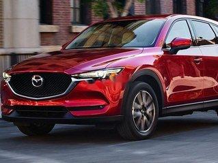 Bán Mazda CX 5 năm sản xuất 2019, màu đỏ giá cạnh tranh