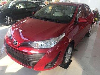 Bán xe Toyota Vios 2019, màu đỏ