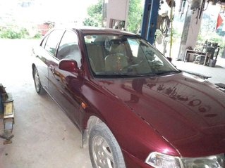 Cần bán lại xe Mitsubishi Lancer sản xuất 2001, màu đỏ, xe nhập