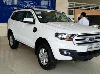 Bán Ford Everest đời 2019, màu trắng, nhập khẩu Thái Lan