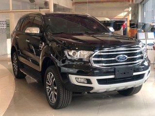 Bán Ford Everest đời 2019, màu đen, nhập khẩu nguyên chiếc