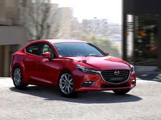 Cần bán Mazda 3 năm sản xuất 2019, màu đỏ, nhập khẩu nguyên chiếc, 722 triệu
