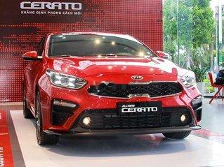 Bán xe Kia Cerato đời 2019, màu đỏ, xe nhập, giá chỉ 559 triệu