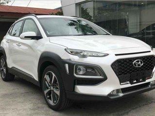 Bán ô tô Hyundai Kona đời 2019, màu trắng