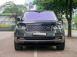 Bán LandRover Range Rover SV Autobiography 5.0 đời 2016, hai màu xám đen