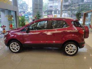 Cần bán Ford EcoSport năm sản xuất 2019, màu đỏ