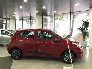 Bán Hyundai Grand i10 năm sản xuất 2019, màu đỏ, giá tốt