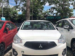 Bán xe Mitsubishi Attrage năm sản xuất 2019, màu trắng, xe nhập, ưu đãi lớn