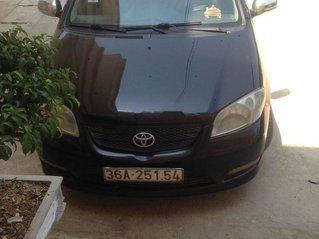 Bán ô tô Toyota Vios đời 2006, màu đen còn mới