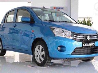 Bán ô tô Suzuki Celerio đời 2019, màu xanh lam, nhập khẩu nguyên chiếc, giá 359tr