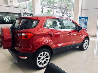 Bán xe Ford EcoSport 2019, màu đỏ