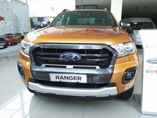 Bán xe Ford Ranger Wildtrak năm sản xuất 2019, xe nhập, ưu đãi trước bạ