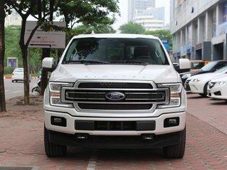 Bán Ford F 150 Limited đời 2020, màu trắng, nhập khẩu nguyên chiếc