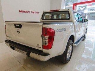 Bán xe Nissan Navara năm 2019, màu trắng, nhập khẩu Thái, giá tốt