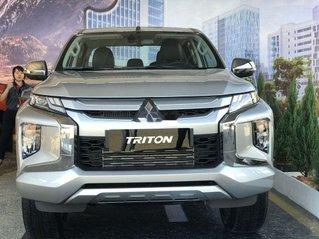 Bán Mitsubishi Triton 2019, màu bạc, nhập khẩu Thái
