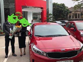 Bán Kia Cerato 2019, màu đỏ, xe nhập