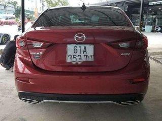 Bán Mazda 3 năm sản xuất 2016, màu đỏ, nhập khẩu nguyên chiếc