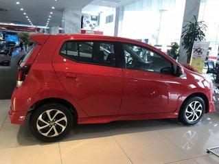 Bán ô tô Toyota Wigo đời 2019, màu đỏ, nhập khẩu nguyên chiếc