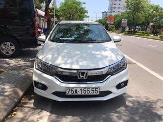 Cần bán lại xe Honda City đời 2019, màu trắng, xe nhập