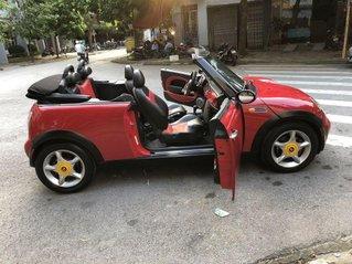Xe Mini Cooper sản xuất năm 2007, màu đỏ, nhập khẩu nguyên chiếc còn mới giá cạnh tranh