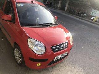 Cần bán Kia Morning sản xuất 2011, màu đỏ còn mới