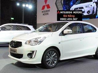 Bán ô tô Mitsubishi Attrage đời 2019, màu trắng, xe nhập
